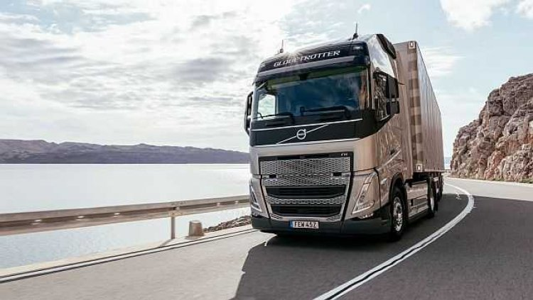 Noul Volvo FH – NEXT GENERATION